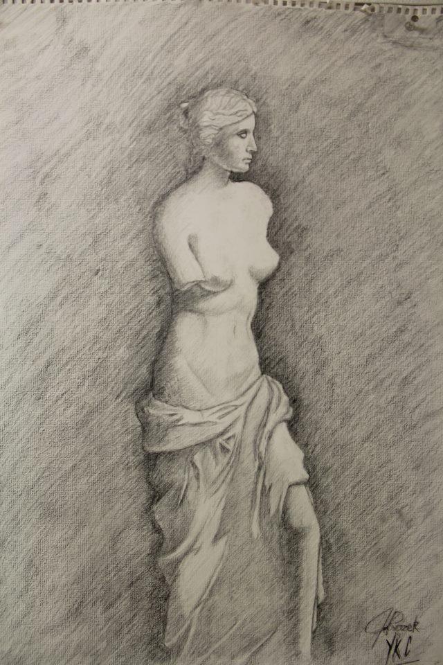 Venus by yusufu