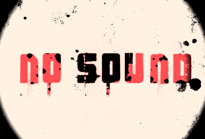 Resultado de imagen de no sound logo