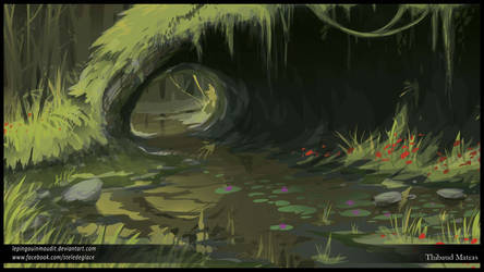 The swamp by LePingouinMaudit