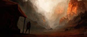 Explorer Outpost by XavierWard