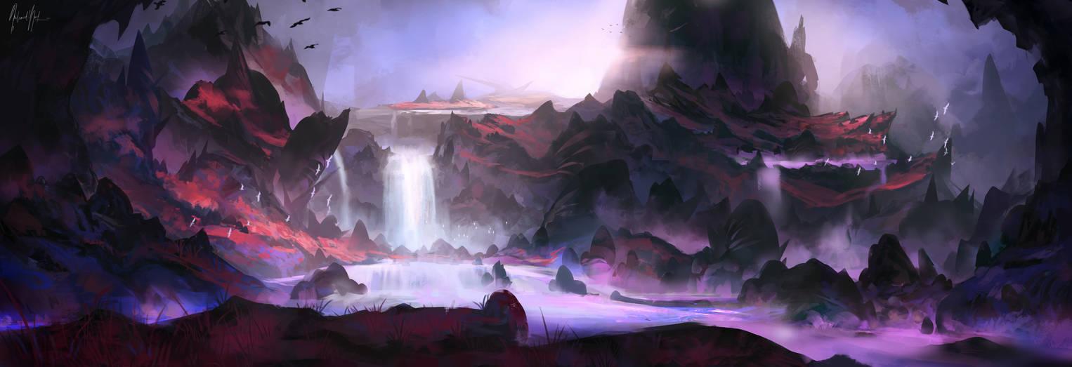 Sanctuary by XavierWard