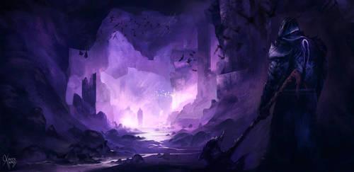 The Catacombs by XavierWard