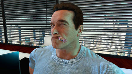 Arnold T-800