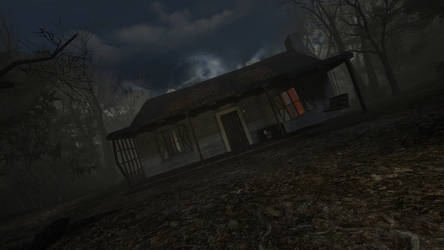 Evil Dead 2 Cabin [a map by SevenLife]