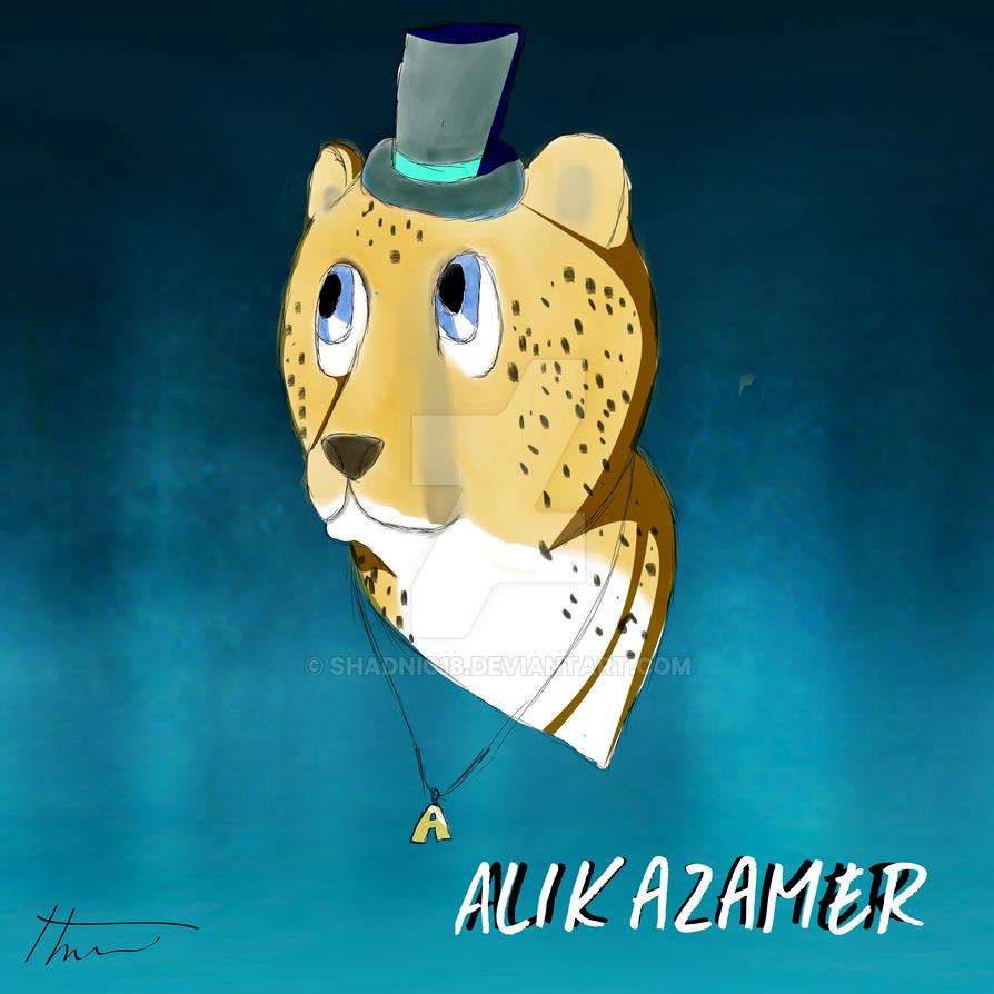 Alikazamer Profile Pic by shadnic18