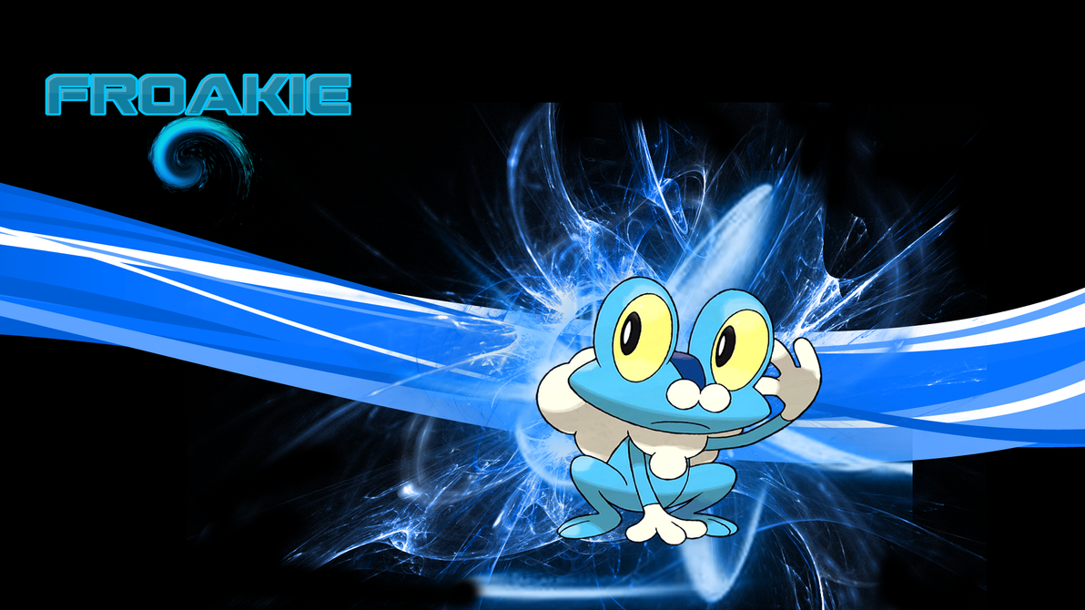 how to get froakie in pokemon black 2