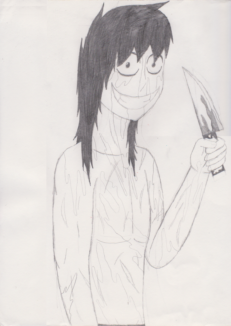 Jeff the killer 3 by im albert wesker d6l1t9s png