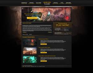 RSPS Web Design MMORPG