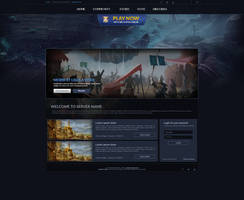 RSPS MMO Web Design