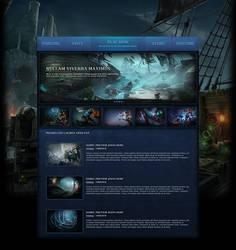 BeastPK RSPS Website Design