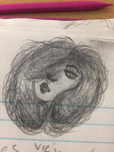 Doodle by windspeedwolfy