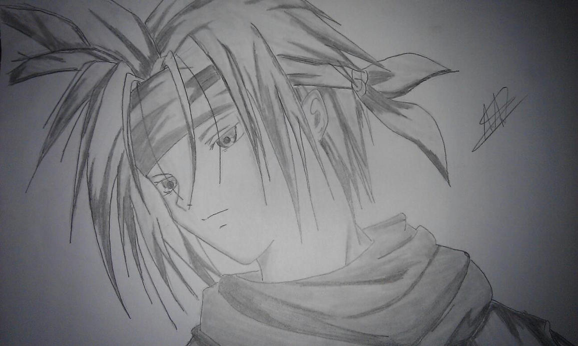 Anime(boy) Drawing by AnimeClime on DeviantArt