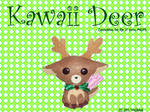 Kawaii Deer