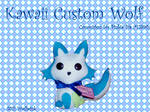 Wolf Custom KAWAII Plush