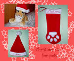 Christmas Stuff for pet, Commision