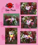 Okami chibi plush FOR SALE