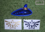 Ocarina of Time custom SOLD