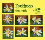 Kyubimon Chibi Plush