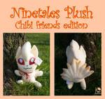 Ninetales Plush
