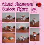 Okami Amaterasu figure