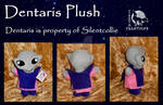Dentaris Plush Pokedoll Style