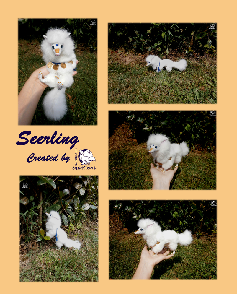 Seerling collage - FOR SALE by WolfPink