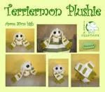 Terriermon big plushie