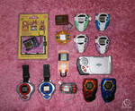 Digivice Collection