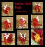 Drakan Chibi plush