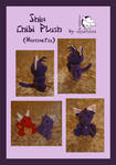 Shin (Morenatsu) Chibi Plush