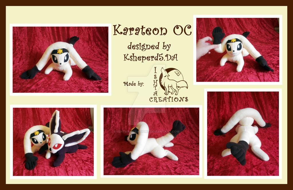 Karateon OC Commission