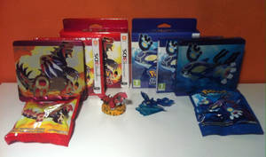 Pokemon Ruby Omega and Alpha Sapphire