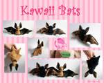 Kawaii Bats!