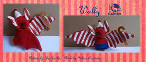 Wally Bat Plush