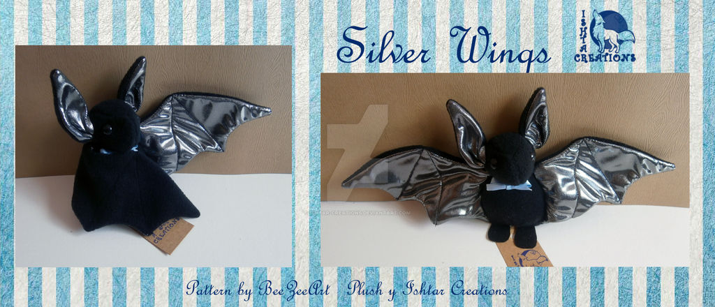 Silver Wings Bat
