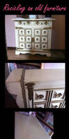 Recicled furniture (making of)