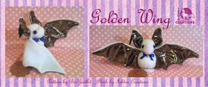 Golden Wing Bat