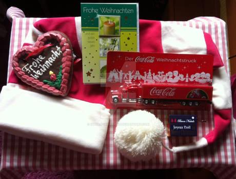Secret Santa Presents Received 5