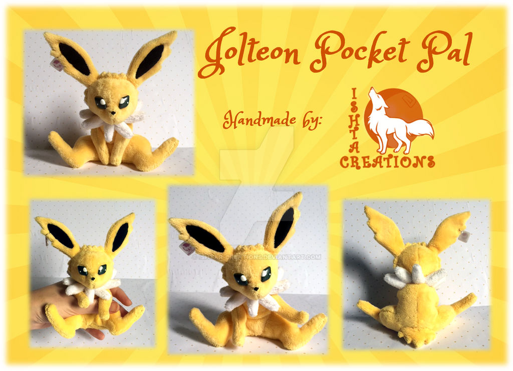 Jolteon Pocket Pal