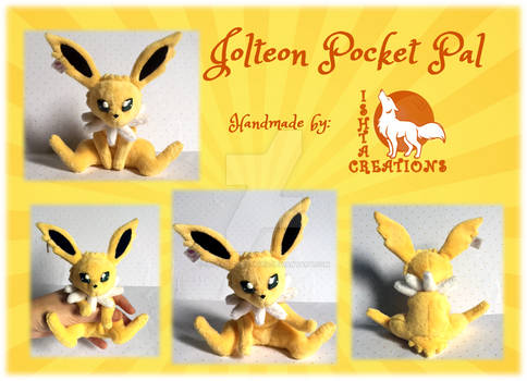 Jolteon Pocket Pal