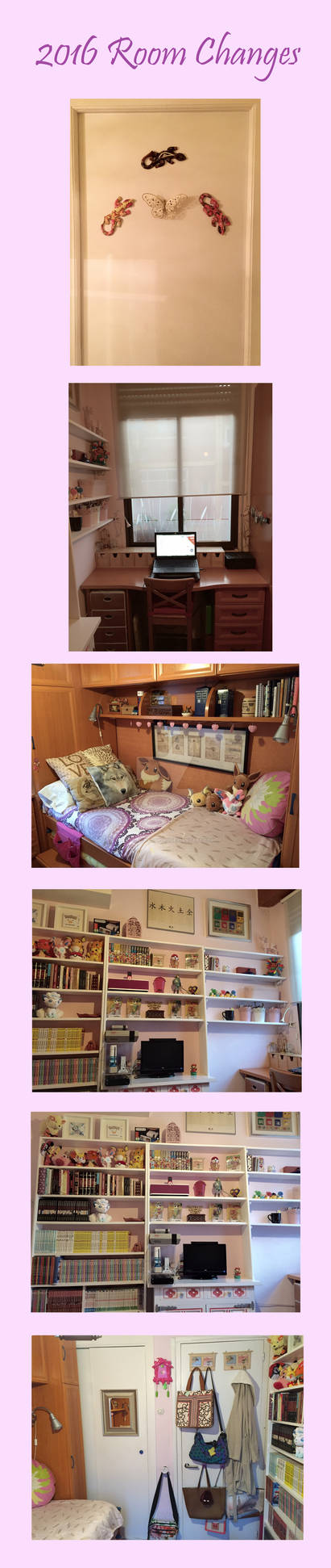 Room changes