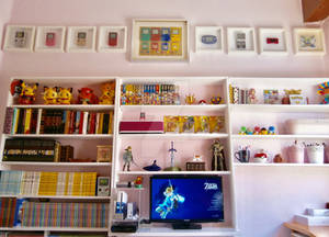 Oh, pretty room...