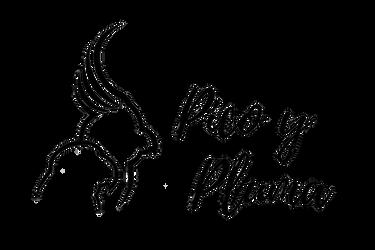 Pico y Pluma logo by Ishtar-Creations