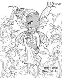 DD Fairy Collection: Daffodil Fairy
