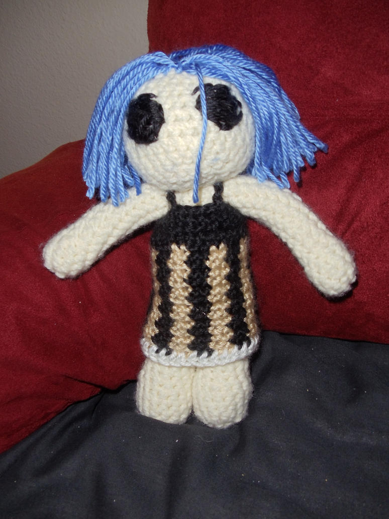TG: Skittlez Doll by yellow-jester-kitty