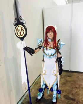 Erza Scarlet - Lightning Empress Armor