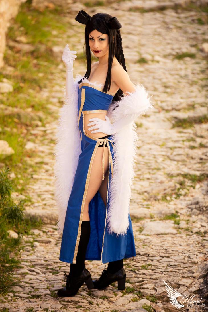 Minerva Orlando Cosplay by YuukoScarlet