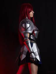 Erza Scarlet Cosplay - Heart Kreuz Armor 3