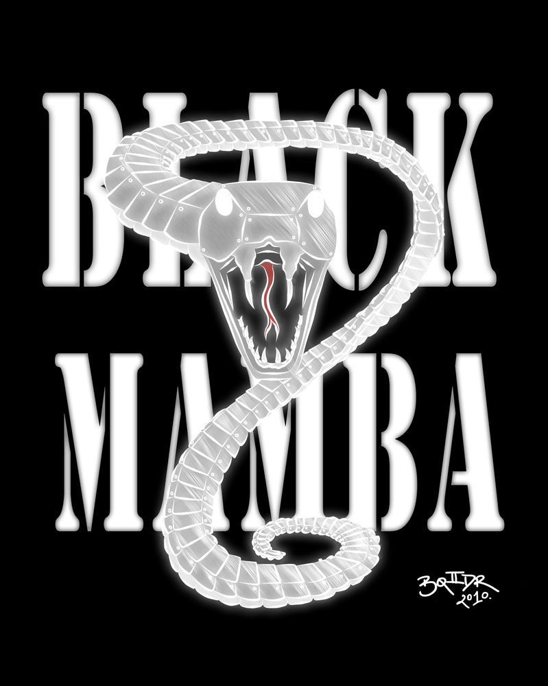 Картинка Black Mamba