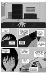 Dei Ex Machina Webcomic Page 15